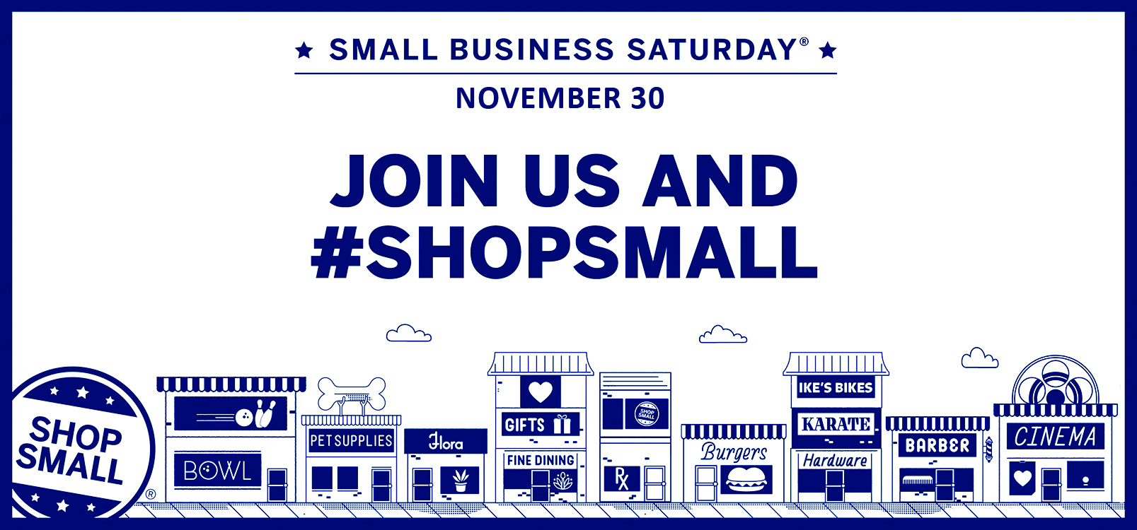 Small Business Saturday 2019