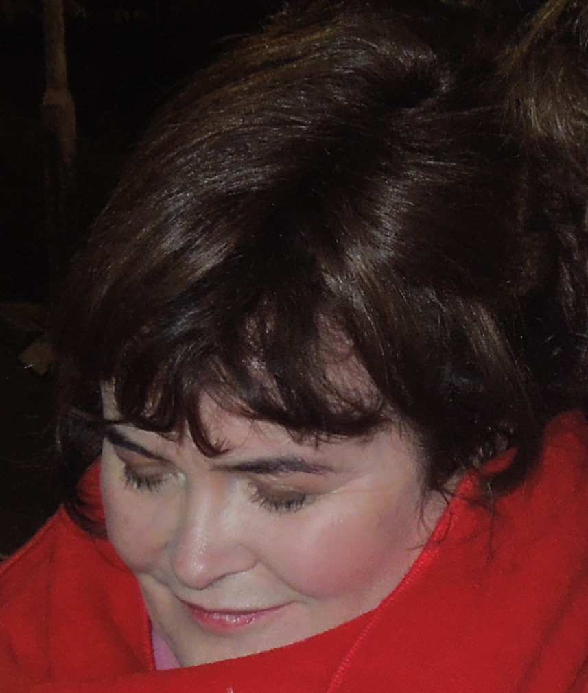 Susan Boyle sweet