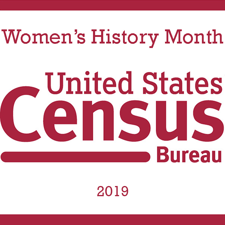 US Census women's history 2019